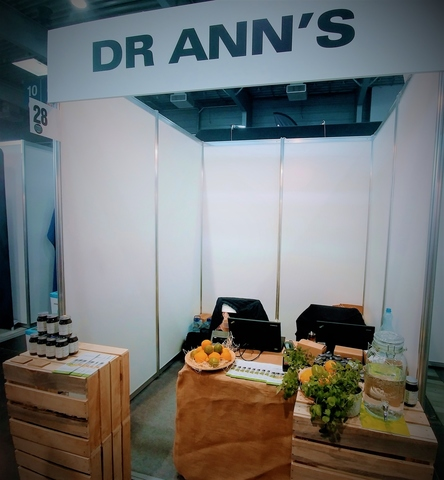 Dr Ann's na Fit Expo
